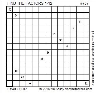 757 Puzzle