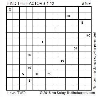 769 Puzzle