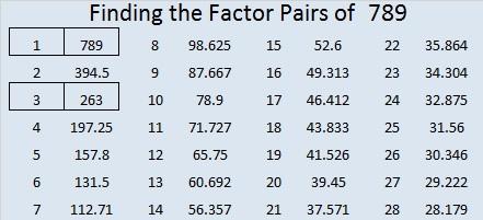 789-factor-pairs